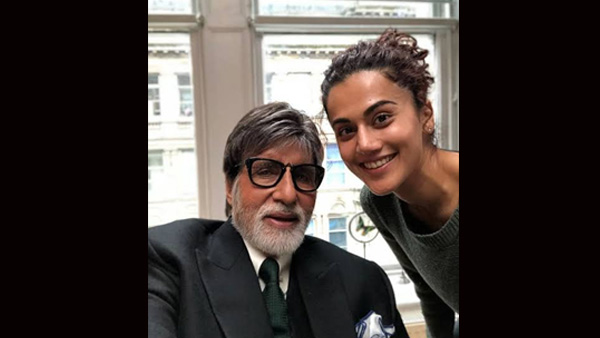 Taapsee Pannu On Badla Being Called Big B's Film: That's A Wrong Way To Judge