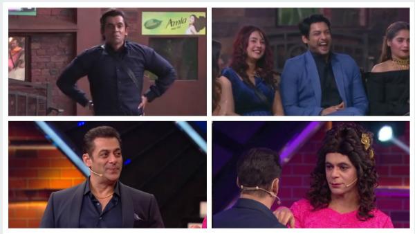 BB 13: Sunil Says, 'I Don't Want To Do This Sh*T' In Salman Style Leaving Housemates In Splits