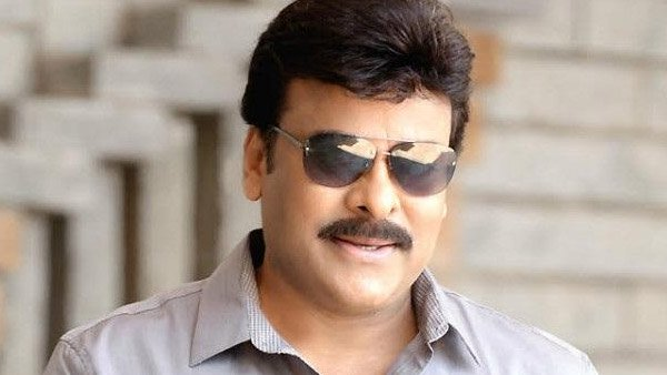Chiru 152 First Look To Be Out On This Date!