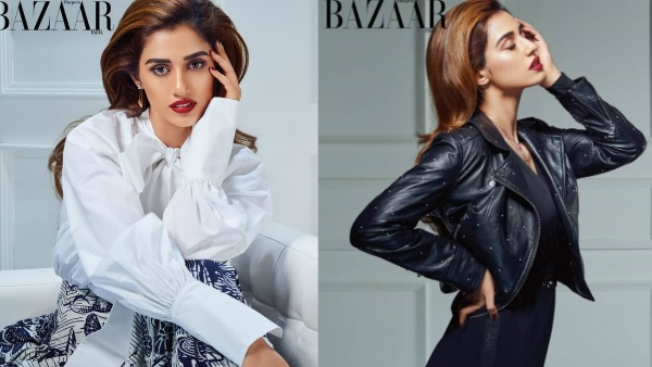 Disha Patani's Monochrome Looks From Her Latest Photoshoot Turns Up The Heat In  Winter!