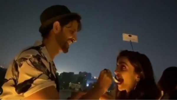 Hrithik Roshan Finally Reacts To Deepika Padukone's 'Death By Chocolate' Comment