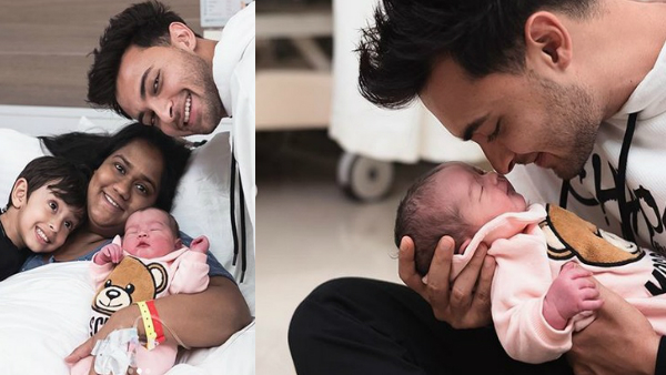 ALSO READ: First Pictures Of Arpita Khan Sharma- Aayush Sharma's Daughter Ayat; We're All Hearts Over Them!