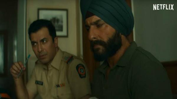 ALSO READ: Saif Ali Khan's Sacred Games Co-Star Aamir Bashir Mocks The Actor For His Stance On CAA Row