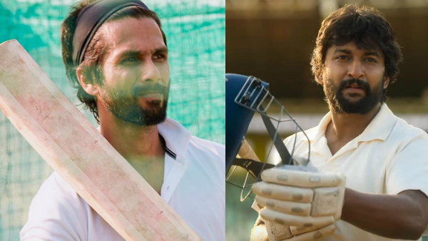 ALSO READ: Shahid Kapoor Reveals His Reaction While Watching Nani's 'Jersey': 'I Cried Four Times'