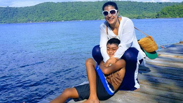 Kajol Reveals Yug Gave Her An Important Parenting Tip; Says She Felt Like 'Ulte Haath Ka Thappad'