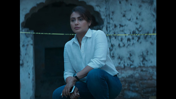 ALSO READ: Rani Mukerji Is Happy With Mardaani 2 Success; Reveals Why The Film Is Special For Her