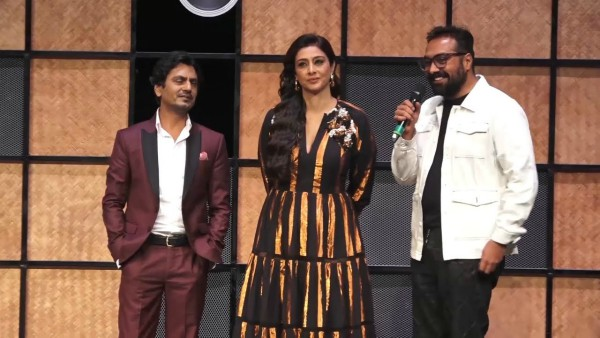 Tabu And Nawazuddin Siddiqui Roped In By Anurag Kashyap For Thriller Factory