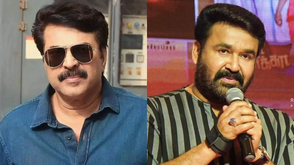 Mohanlal And Mammootty In Forbes Celebrity 100 List Of 2019!