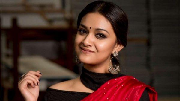 NBK 106: Keerthy To Romance Balakrishna?