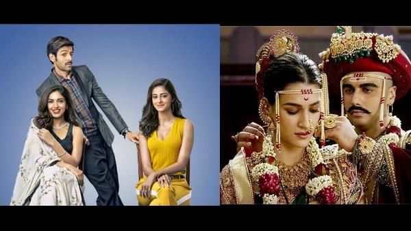 Pati Patni Aur Woh Vs Panipat First-Day Box Office Collections: Kartik Aaryan Beats Arjun Kapoor!