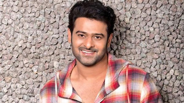 Prabhas To Work With Arjun Reddy Director