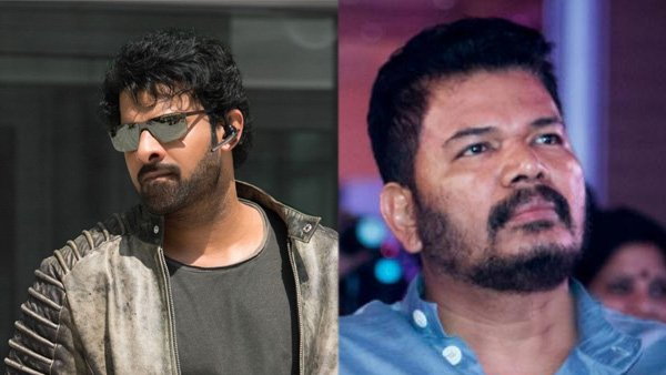 Prabhas And Shankar Teaming Up For A Biggie? The Truth Is Out