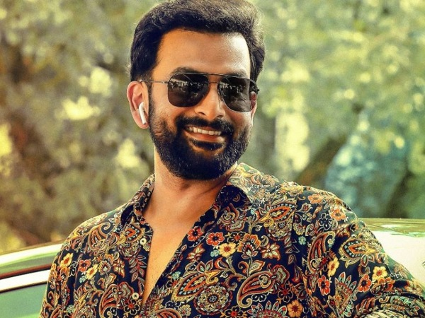 Prithviraj Releases The Official Teaser Of Driving License