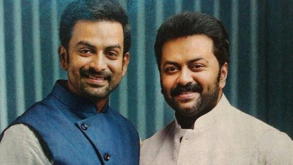 Prithviraj And Indrajith To Reunite For Ayalvashi!