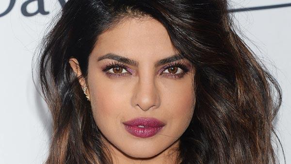 Priyanka Wraps Up 'The White Tiger' Shoot