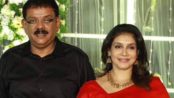 Priyadarshan Shares The Wedding Photo!
