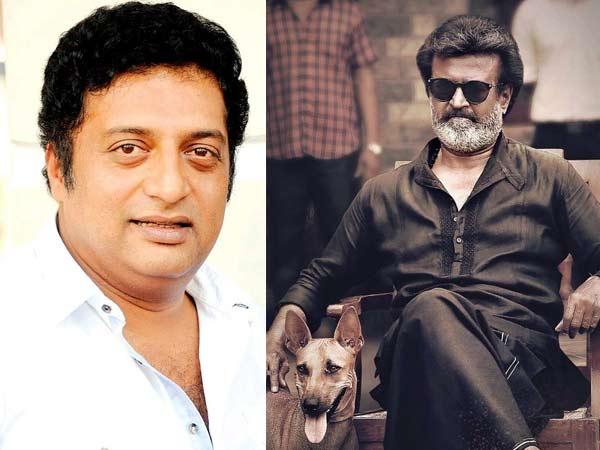 Rajinikanth And Prakash Raj To Share Screen Space Once Again After Padayappa!
