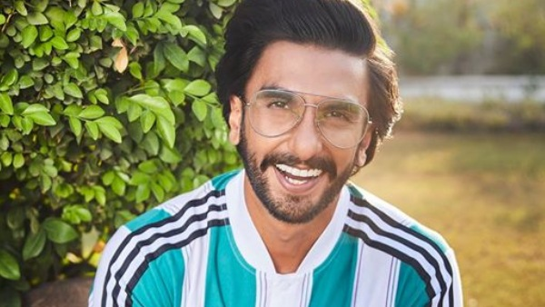 Ranveer Singh: I Like Writing And Hope To Be A Director Someday