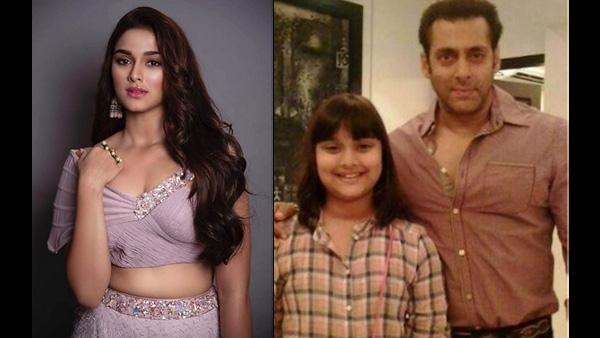 Saiee Manjrekar's Throwback Photo With Salman Khan: Actress Kept Chocolate Wrappers From First Meet