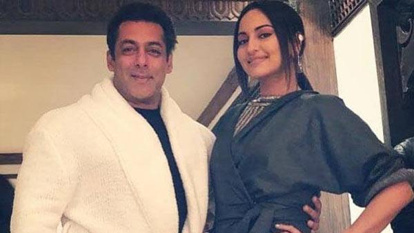 Sonakshi Sinha Says Salman Khan Is Incredibly Grounded