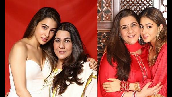 Mommy No 1: Sara Ali Khan's Heartfelt Poem For Mother Amrita Singh Is All Things Emotional!