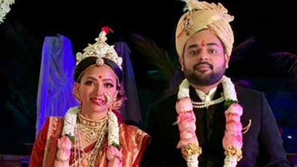 Shweta & Rohit Tied The Knot In 2018