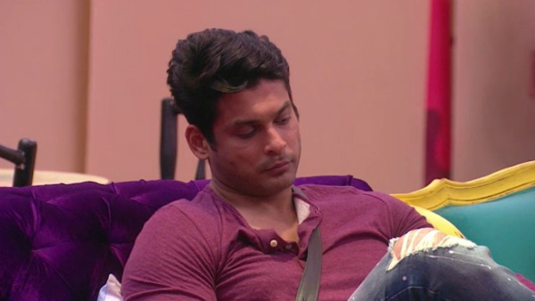 Siddharth Shukla Down With Typhoid