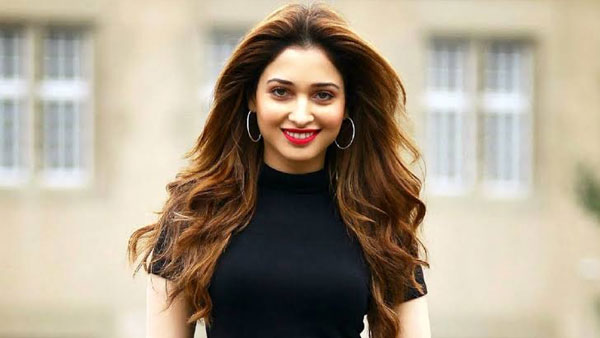 Tamannaah Bhatia On Nepotism In Showbiz: I Worked Hard And Kept Getting Opportunities