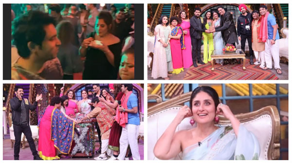 Also Read: The Kapil Sharma Show Completes 100 Episodes: Team Parties Hard; Good Newwz Actors Grace Show