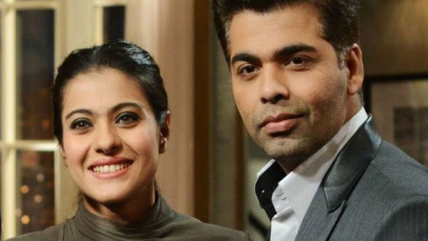 Kajol Opens Up About Her Rough Patch With KJo