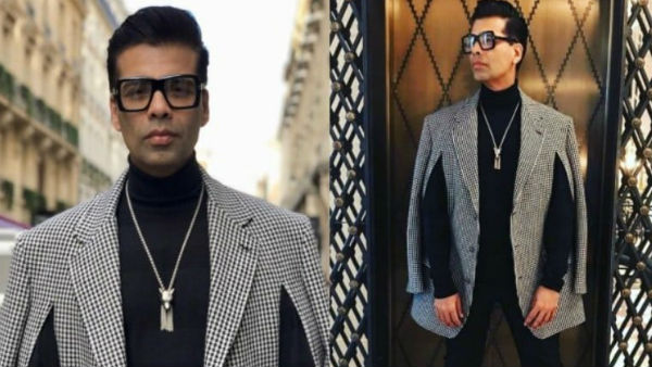 Karan Johar Opens Up On Mid-Life Crisis
