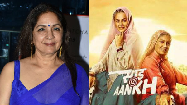 Neena Opens Up On 'Saand Ki Aankh' Ageism Controversy