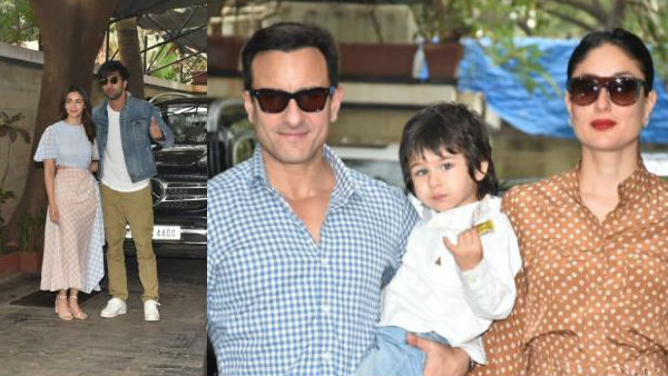 ALSO READ: Kapoors' Christmas Brunch Pictures: Alia Bhatt-Ranbir Kapoor, Saif Ali Khan-Kareena Kapoor Arrive!