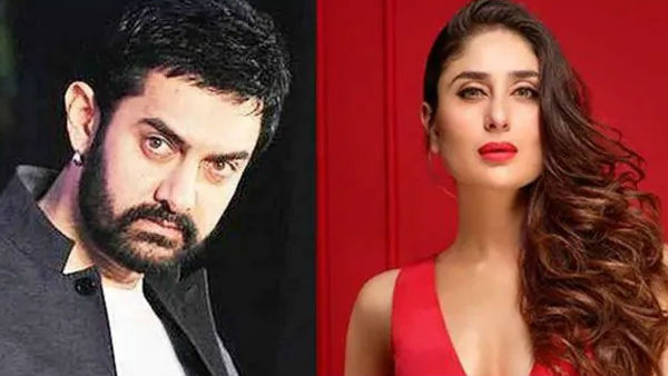 Kareena Kapoor Khan Claims She Is Aamir Khan's Biggest Fan; Says They Have Amazing Chemistry!