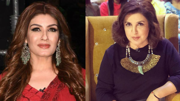 ALSO READ: Raveena Tandon, Farah Khan Booked For Hurting Religious Sentiments On Christmas