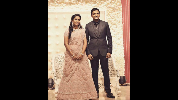 Sathish-Sindhu Wedding Ceremony: Vijay Sethupathi, Sivakarthikeyan & Others Attend  Event!