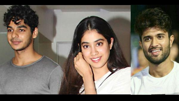Janhvi Kapoor Says Ishaan Khatter Has The Purest Heart; Reveals She Has A Crush On Vijay Devarakonda