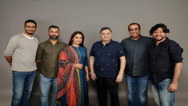Rishi Kapoor To Start Shooting For Hitesh Bhatia's Upcoming Project Alongside Juhi Chawla