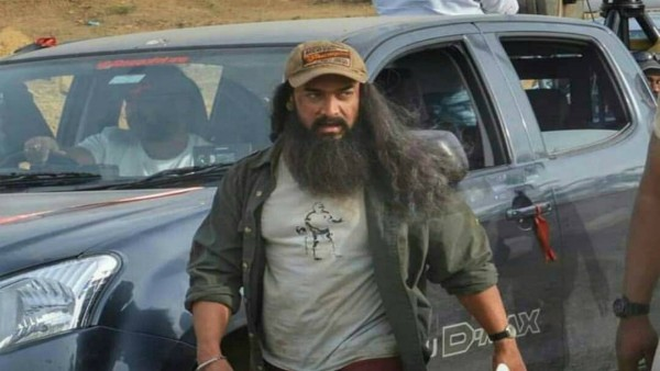 Aamir Khan's New Look From Laal Singh Chaddha!