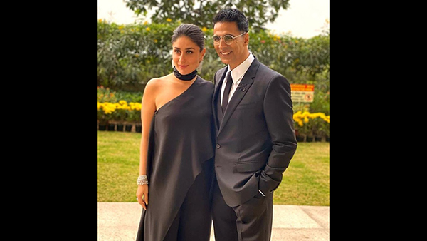 Akshay Used To Play With Kareena While Working With Karisma