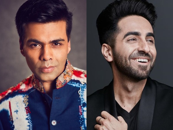 Ayushmann & KJo To Team Up Soon?