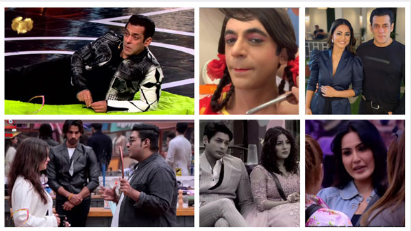 Bigg Boss 13: Sunil Grover, Hina-Priyank To Appear; Salman Khan & Rashami's Brother Slam Arhaan!