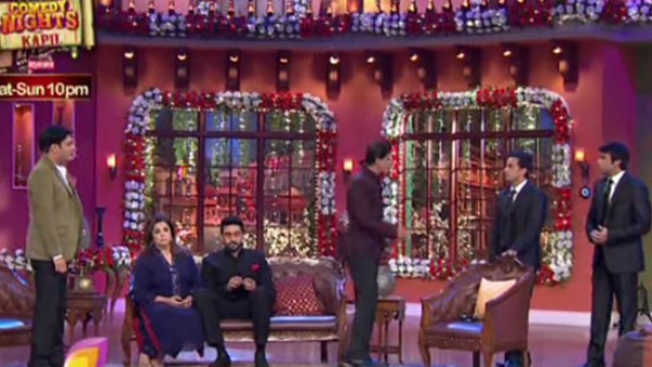 When Chandan Prabhakar Was In Tears After Shah Rukh Khan Yelled At Him On Kapil Sharma's Show
