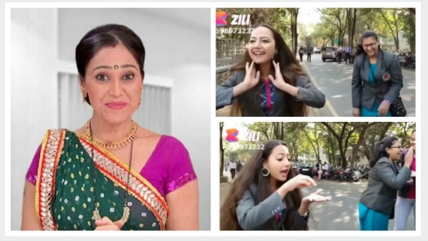 TMKOC: Girl Imitates Dayaben In Epic Way