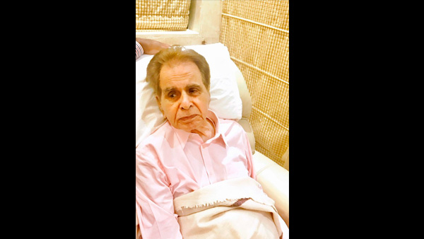 Dilip Kumar Thanks Fans For 'Boundless Love, Affection & Prayers' On 97th Birthday