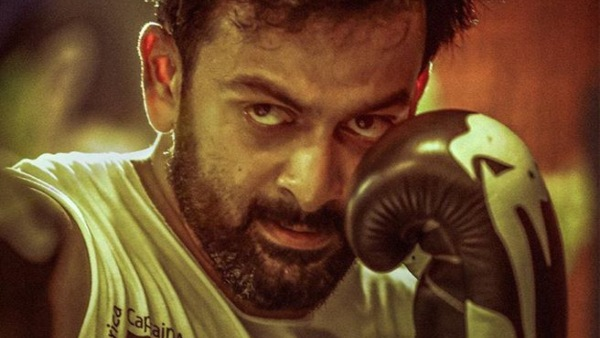 Prithviraj's Driving License: Overseas Rights Sold!