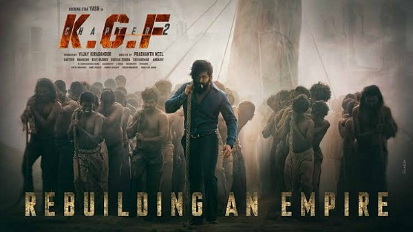 Yash Starrer KGF: Chapter 2 Enters The Final Phase Of Shooting