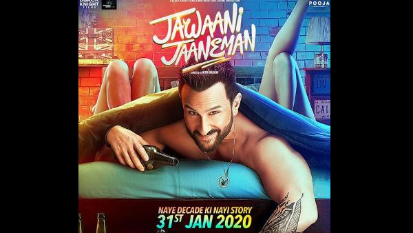 ALSO READ: Jawaani Jaaneman New Poster: 'Playboy' Saif Ali Khan Is Single And Ready To Jingle!
