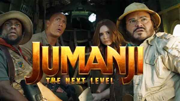 Jumanji The Next Level Movie Review: This Dwayne 'The Rock' Johnson Starrer Is A Treat For Fans