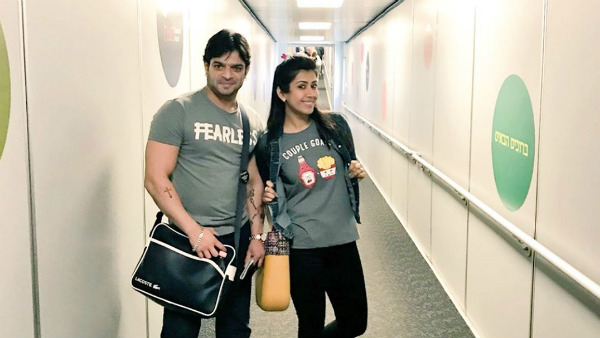Karan Patel & Ankita Bhargava Blessed With Baby Girl